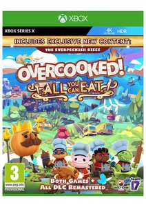 Overcooked! All You Can Eat PS5/Xbox Series X £34.85 at SimplyGames