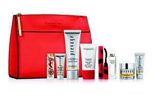 Free gift with 2 (15% off) purchases of Elizabeth Arden One to be skincare Free C&C at Boots