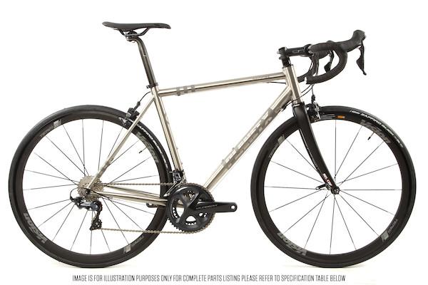Spitfire Titanium Shimano Ultegra Road Bike - £1,619.98 including delivery @ Planet X
