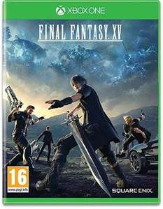 [Xbox One] Final Fantasy XV (Pre-Owned) - £4.94 with code delivered @ Music Magpie