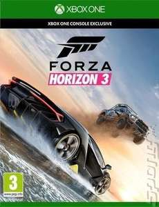 Forza Horizon 3 (Xbox One) £5.75 Delivered (Using Code/Pre Owned) @ Music Magpie