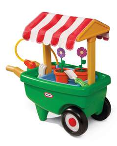 Little Tikes 2-in-1 Garden Wheelbarrow - £34.99 free delivery with code @ JD Williams