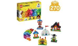LEGO Classic Bricks and Houses Building Set - 11008 £8.99 free click and collect at Argos