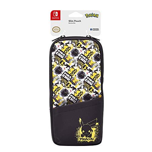 HORI Slim Pouch for - Pikachu Edition (Nintendo Switch) £7.90 (Prime) / £10.89 (Non-Prime) Delivered @ Amazon