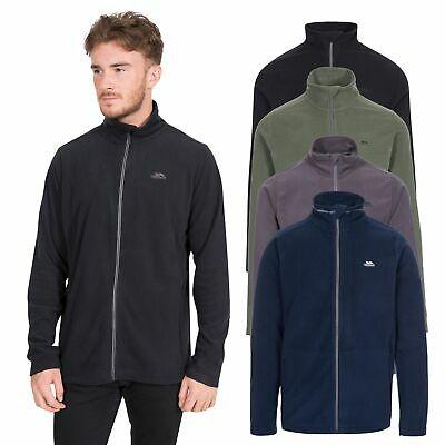 2 x Trespass Tadwick Mens Fleece Jacket Full Zip Cardigan 4 colours available £22.08 (£11.04 each) using code @ Trespass / eBay