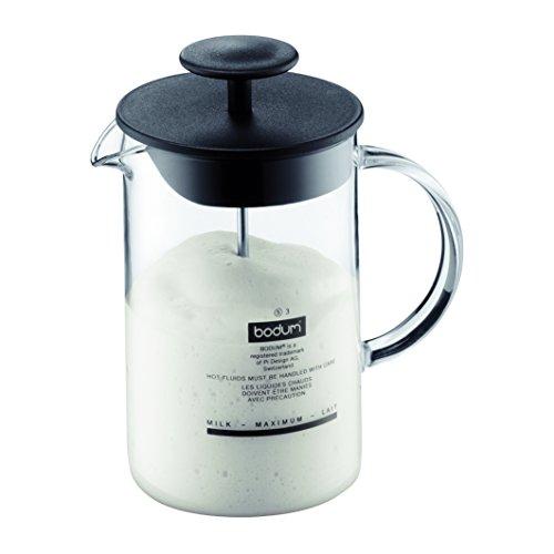 Bodum Latteo Milk Frother £11.99 (+£4.49 non-prime) @ amazon