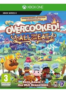 Overcooked! All You Can Eat (Xbox One) Pre-order £34.85 delivered at Base