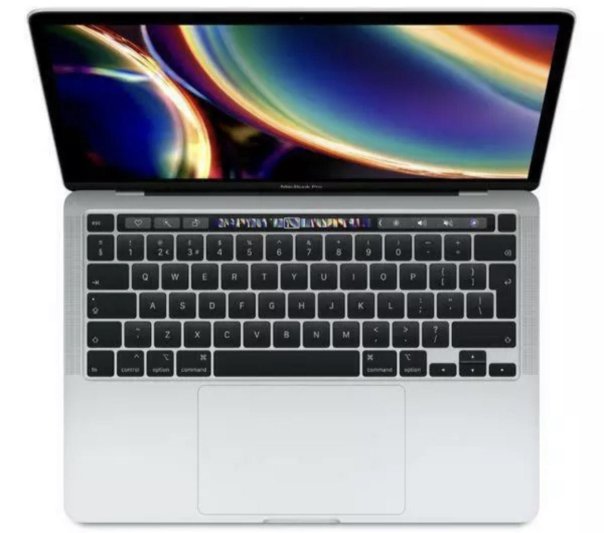 Refurbished Apple MacBook Pro 13' 2020 A2289 256GB SSD 8GB RAM Core i5 Laptop Silver £969.99 @ xsitems_ltd / ebay