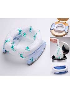 Potette Plus 2-in-1 Travel Potty £9.99 @ John Lewis & partners (£3.50 delivery / £2 C&C)