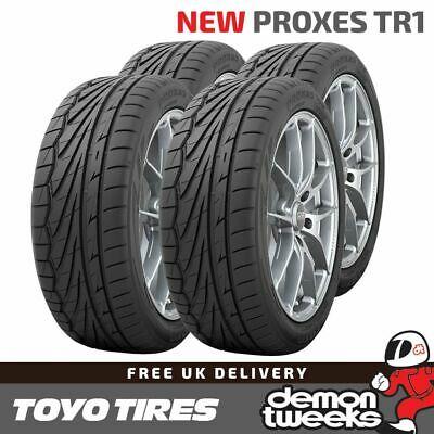 4 x Toyo TR1 Proxes Tyres - 195 50 15 82V - £109.79 // 225/45/17 94Y - £171.97 @ DemonTweeks / eBay