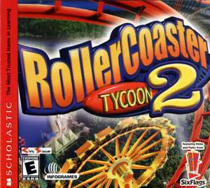 RollerCoaster Tycoon 2: Triple Thrill Pack (PC/Steam) £1.05 @ Fanatical
