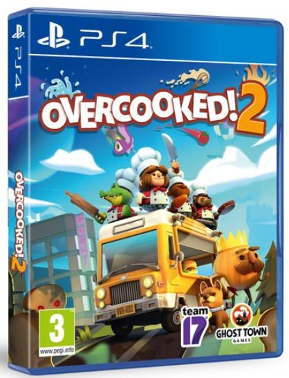 Overcooked! 2 (PS4) for £10.99 (Prime) / +£2.99 (Non Prime) delivered @ Amazon