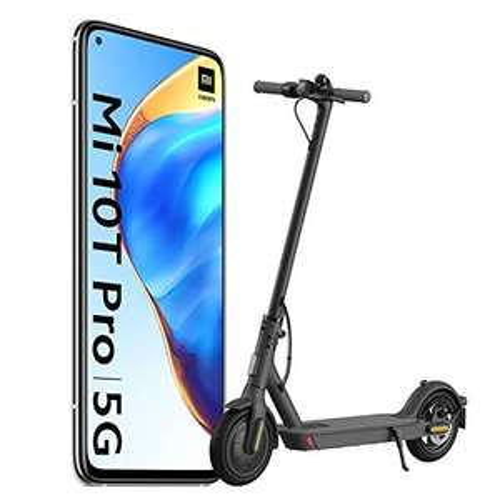 [Pre-order] Xiaomi Mi 10T Pro 128GB/8GB RAM + Xiaomi Mi Essential Electric Scooter - £561.89 (£542 Fee Free) - Prime @ Amazon Spain