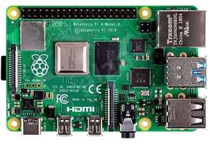 Raspberry Pi 4 Model B 2GB RAM £33.99 + Save up to 15% off on multi buy @ Toys4ages /ebay