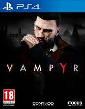 Vampyr PS4 £9.99 Ex Rental @ Boomerang