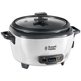Russell Hobbs Medium Rice Cooker - Black & White £22.49 free click and collect at Robert Dyas