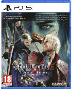 Devil May Cry 5 Special Edition (PS5) (Xbox) £33.61 @ Amazon
