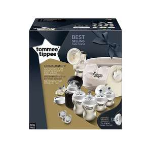 Tommee Tippee Microwave Sterilizer & Breast Pump set - £84.50 IN STORE at Asda Grantham
