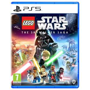 LEGO Star Wars The Skywalker Saga [PS5 / Xbox Series X] Pre-Order £39.99 Delivered @ 365Games