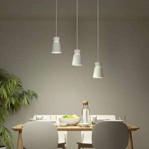 Yeelight YLDL05YL Three-head Height Adjustable Dining Table Pendant Light With Voice Control £31.80 Delivered Via German Warehouse @ TomTop