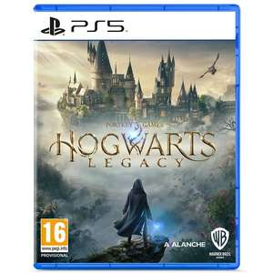 Hogwarts Legacy PS5 / XBOX Series X preorder £54.85 at Base