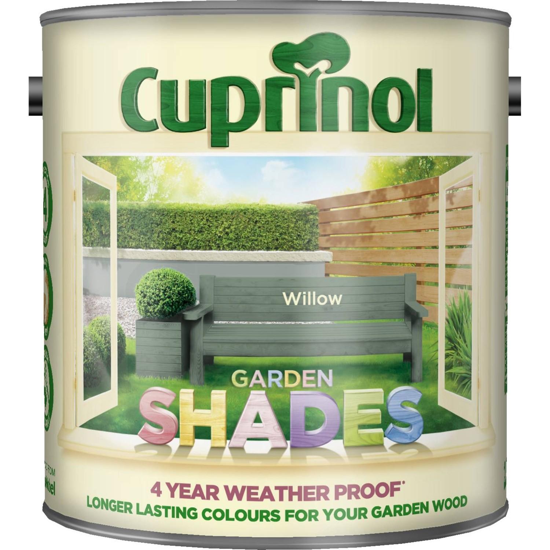 Cuprinol shades willow 2.5l only £3.30 instore at wilko, Somerset