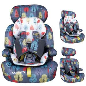 Cosatto Zoomi Group 123 Harewood car seat for £64.95 delivered @ Online4Baby