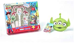 Disney Toy Story's Build Your Own Forky Bath Set Now £4.25 with Free Click & Collect from Argos