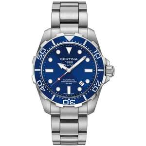 Gents' Certina DS Action Automatic Divers' Watch - £465 delivered @ T. Paterson Jewellers