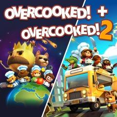 Overcooked! + Overcooked! 2 (Xbox One) £13.99 @ CDKeys
