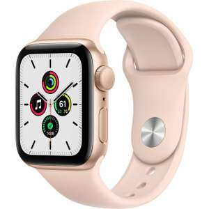 Apple Watch SE 40 mm GPS (2020 ) All Colours - £255.55 With Code / 44mm £284.05, With code @ AO / Ebay