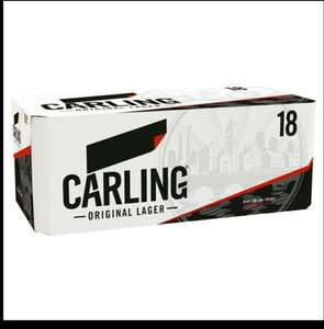 Carling Black Label Lager £10 at Aldi Ewell