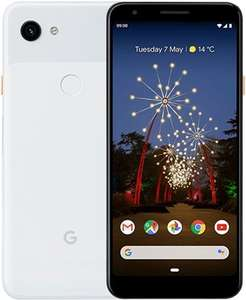 Google Pixel 3a 64GB Clearly White, EE B Used Condition Smartphone - £170 @ CeX