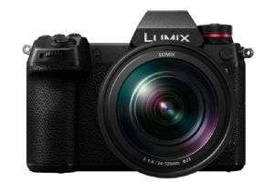 Panasonic Lumix S1 + LUMIX S 24-105mm F4 MACRO O.I.S £2,099 at London Camera Exchange