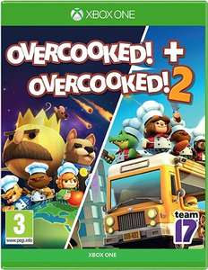 Overcooked + Overcooked 2 double pack Xbox One - preowned £11.95 delivered @ CeX