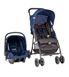 Cuggl Empress Travel System - stroller, car seat, adaptors, rain cover for £39.99 @ Argos (free click and collect)