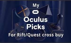 """Update of Cross Buy titles on sale for the Oculus Quest via Rift store sale (e.g. """"Gun 'n' Stories"""" for £4.00 instead of £7.99) @ Oculus"""