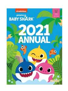 2021 annuals £1 Poundland huyton e.g LOL Dolls, Minecraft, Baby shark