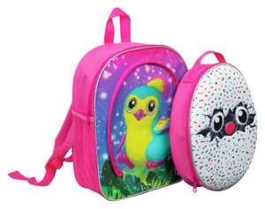 Hatchimals 24.9L Backpack with Detachable Lunch Bag £7.49 free click and collect at Argos Ealing