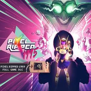 Pixel Ripped 1995 for £10.99 on Oculus Quest Store (And get Rift version free)
