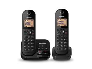 Lidl (Kelso) Reconditioned Panasonic cordless phone set £10