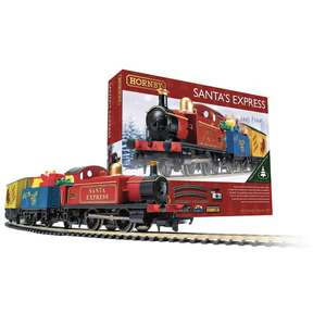 Hornby Santa's Express Train Set - £41.36 With Code @ 365Games