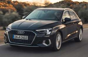 New Audi A3 Technik - 5K Miles - £167.03 per month x 36 Months / £1503.25 Initial - Total Cost £7,516.33 @ Select Car Leasing