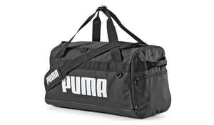 Puma Challenger Small Black Holdall at Argos for £6.50 (Free Collection)