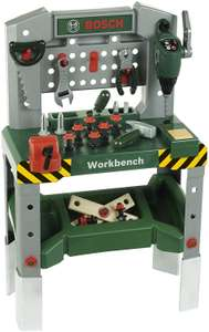 Bosch Workbench with Sound & Accessories £39.99 delivered @ Early Learning Centre