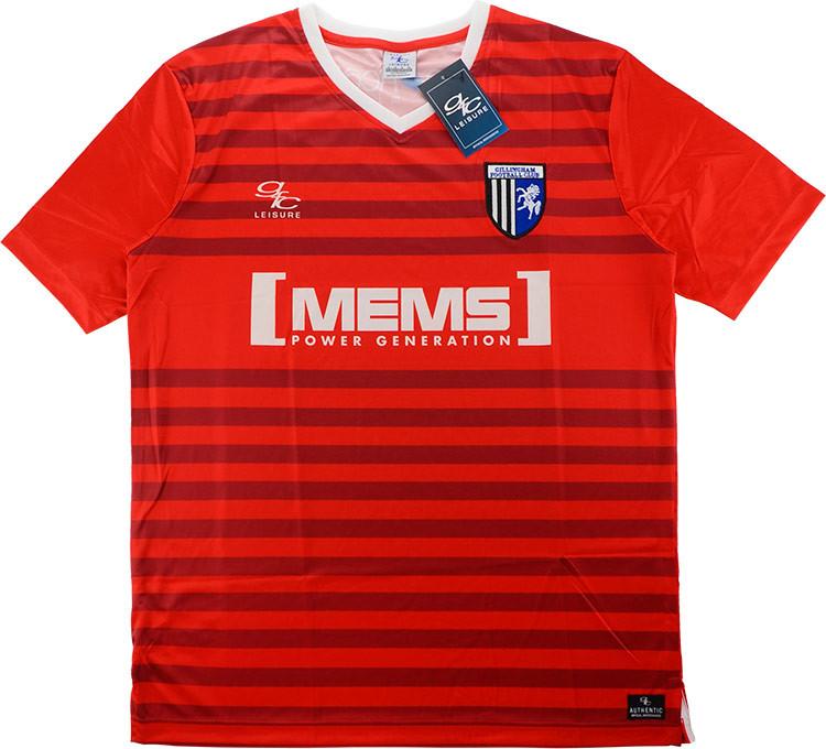 2016-18 Gillingham Away Shirt BNIB - XL £11.49 delivered at Classic Football Shirts