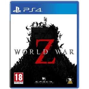 World War Z (PS4) £15.99 Delivered @ MyMemory