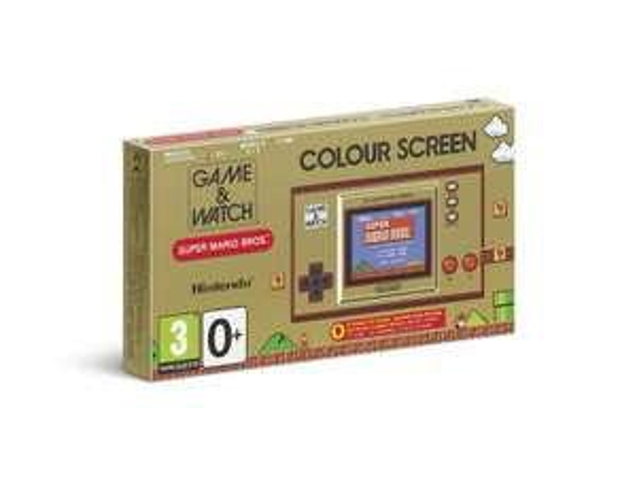 Game & Watch Super Mario Bros £44.85 @ ShopTo