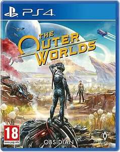 [PS4] The Outer Worlds (Ex Rental) - £17.99 delivered @ Boomerangrentals / ebay