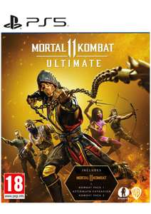 Mortal Kombat 11: Ultimate + Pre-Order Bonus [PS5 / Xbox Series X] £39.85 Delivered @ Simply Games
